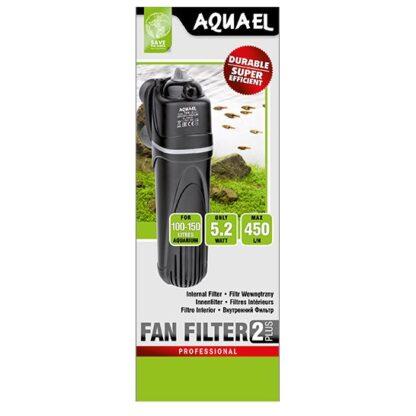 10932324 aquael innerfilter fan 2 plus 450l h 5.2w