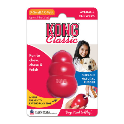 10340908 kong classic rod