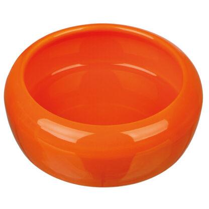 4260742 trixie matskal keramik marsvin 10cm 200ml orange wpp1624101172601